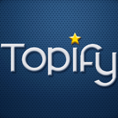 Topify | Social Profile