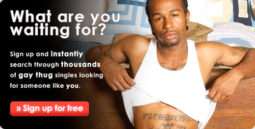 Thug dating site