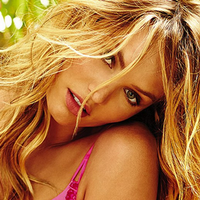 Candice Swanepoel's Photos in @angelcandices Social Media Account