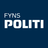 Twitterlogo for Fyns Politi