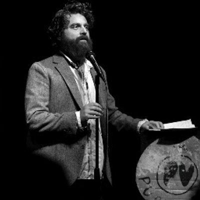 Twitter profile picture for Zach Galifianakis