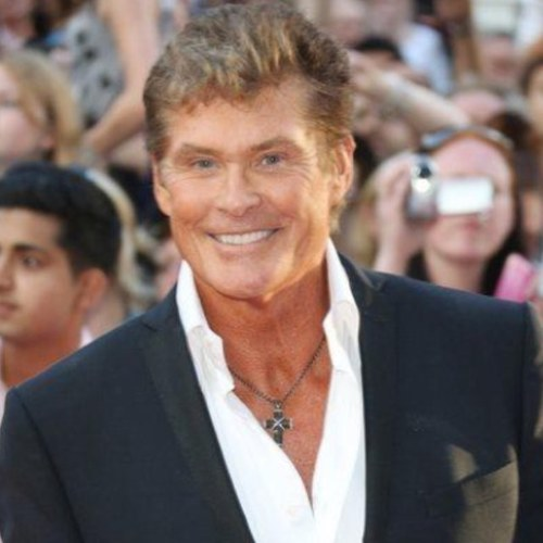 Twitter / DavidHasselhoff: Show number 5! It's Hoff with ...