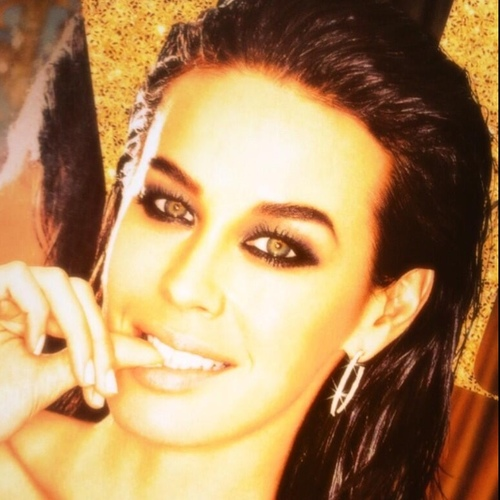 Megan Gale Social Profile