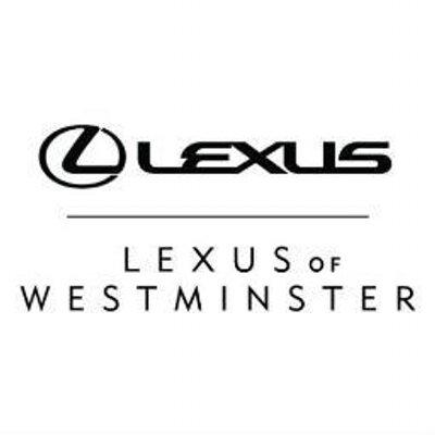 Wonderful Lexus Of Westminster (@LexusWest)   Twitter