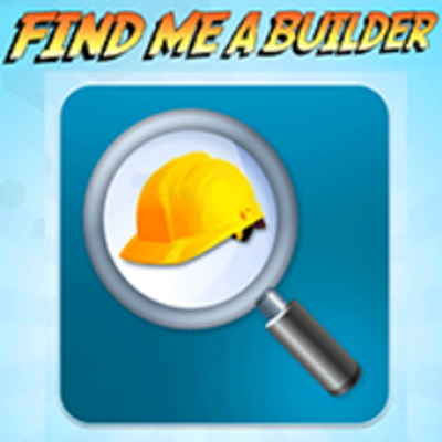 Find me a builder findmeabuilder twitter for Finding a builder