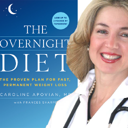 The Overnight Diet Book