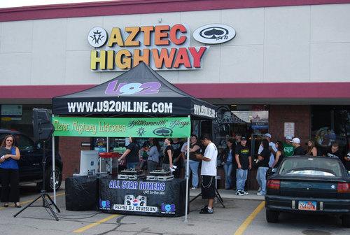Aztec highway slc