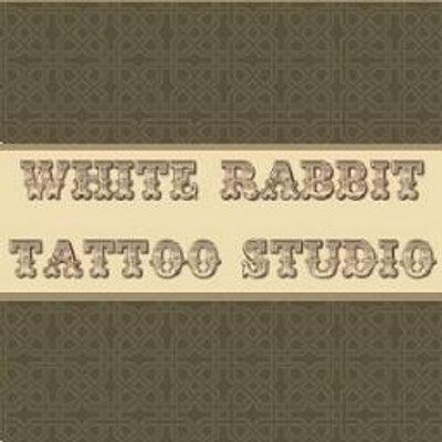 White Rabbit Tattoo White Rabbit Tattoo