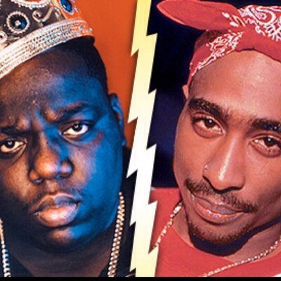 2pac and biggie