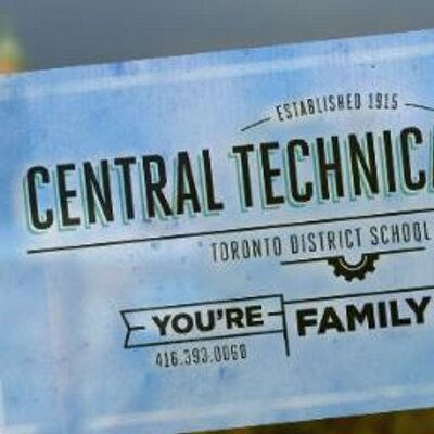 Central Technical School At Centraltech Twitter