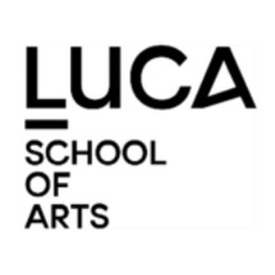 Afbeeldingsresultaat voor luca school of arts logo