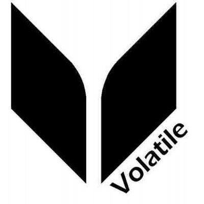 volatile deutsch
