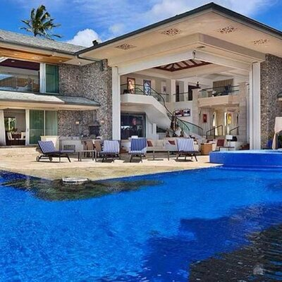 Amazing Beach Houses Uk