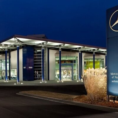 Mb of naperville mb naperville twitter for Mercedes benz of naperville naperville il