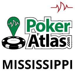 Mississippi straddle poker gambling chips vector