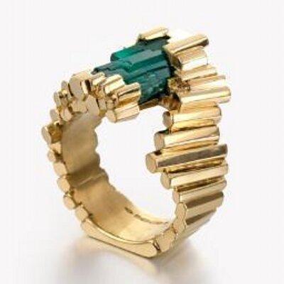 Gold Cat Ring Uk