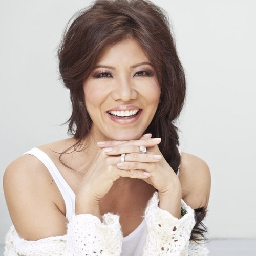 Julie Chen's ring