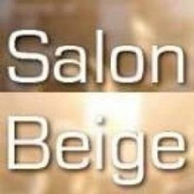 Salon beige officiel le salon beige twitter for Blog salon beige