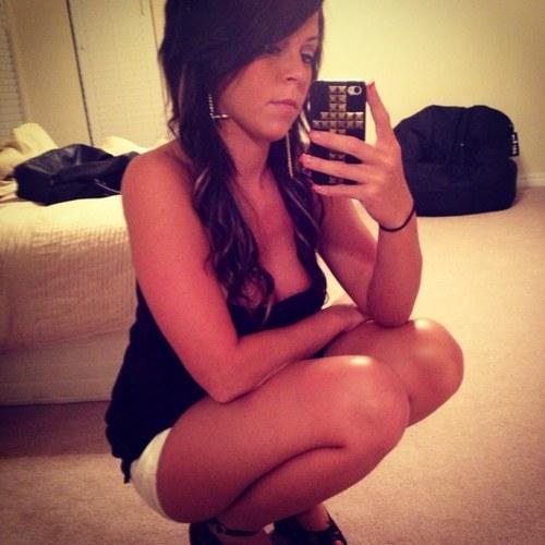 Hallie may an english brunette girl mastrebates 1