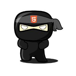 Html5 Ninja Freebie Flat Icon Pack Ai Svg Eps Psd Png Codrops Http T Co Pzf8redkmi Http T Co Qkixcepqpa