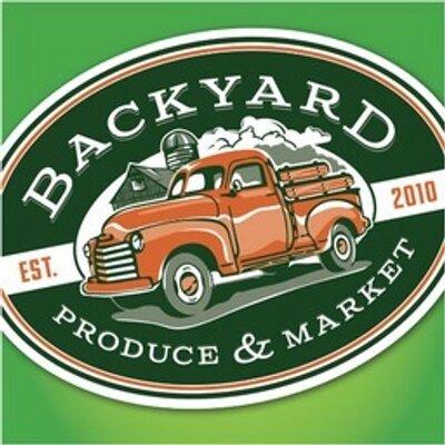 backyard produce