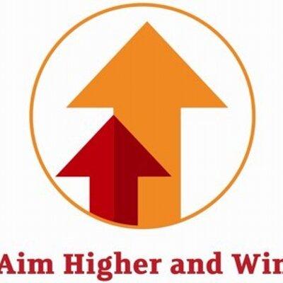 Aim Higher Logo Aim Higher Win