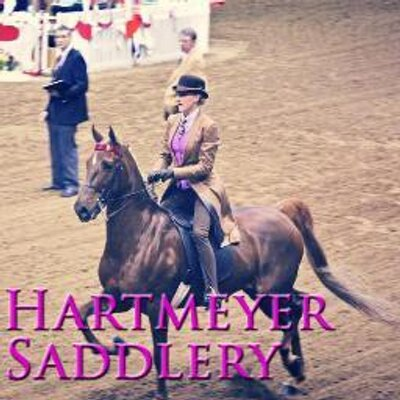 Hartmeyer Saddlery on Twitter: