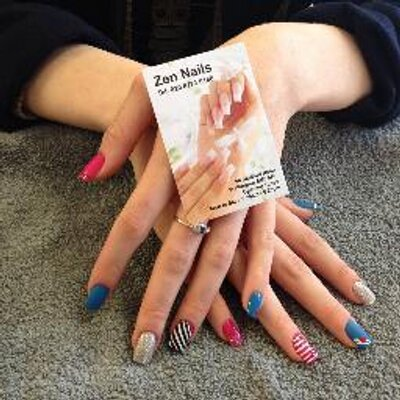 Zen Nail Spa Addison