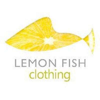 Lemon fish clothing lemonfish101 twitter for Two fish apparel