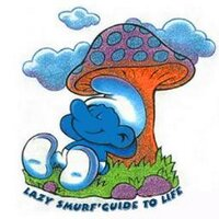 Lazy Smurf | Social Profile