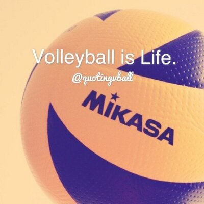 Volleyball Quotes On Twitter I Hate The Feeling Of Losing