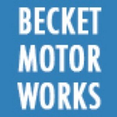 Becket Motor Works Becketmotorwork Twitter
