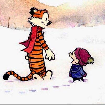 Calvin and Hobbes (@Calvinn_Hobbes) Twitter profile photo