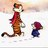 Calvin and Hobbes's Twitter avatar