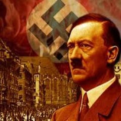 Adolf Hitler On Twitter E Personification Of The Devil As The