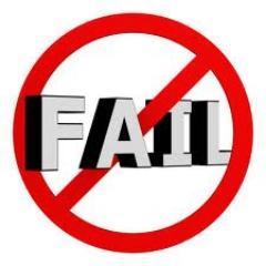 FAILED SIGN