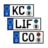 Blitzer Lkr.KC & LIF