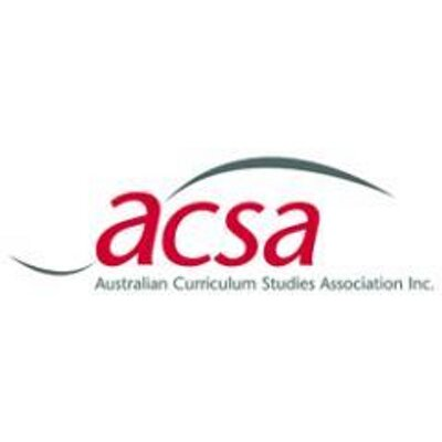 ACSA (@ACSAcurriculum) Twitter profile photo