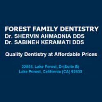 Forest Family Dental (@forestfamilydds) | Twitter