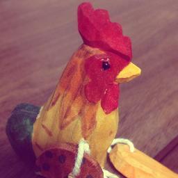 木の鶏 Usagi Uzu Twitter
