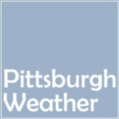 Pittsburgh weather burghweather twitter