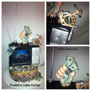 Puddins Cake Corner