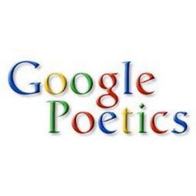 google poetics on twitter take me to a useless website take me to
