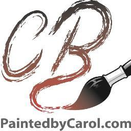 Painted by Carol