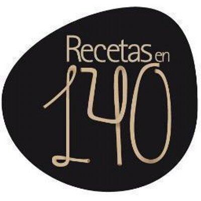 Recetas en 140
