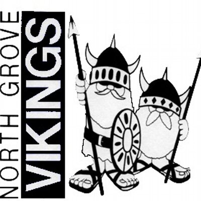 Image result for NORTH GROVE VIKINGS