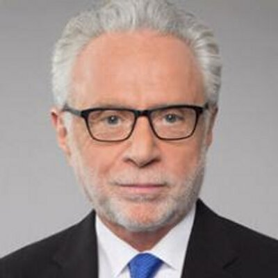 Wolf Blitzer (@wolfblitzer) Twitter profile photo