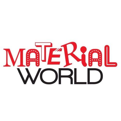 Material World (@MaterialWorld...