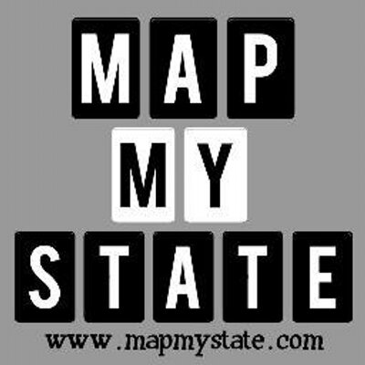 My State Map.Map My State Mapmystate Twitter