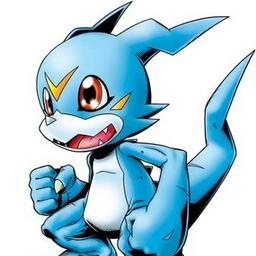 Veemon Digimon Bot